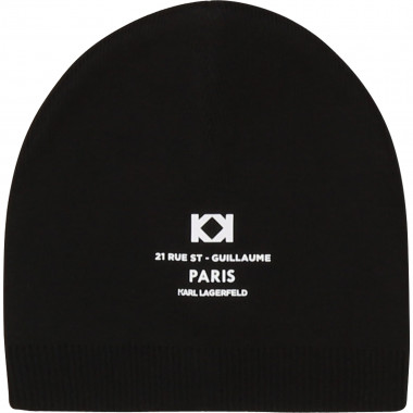 PULL ON HAT KARL LAGERFELD KIDS for BOY