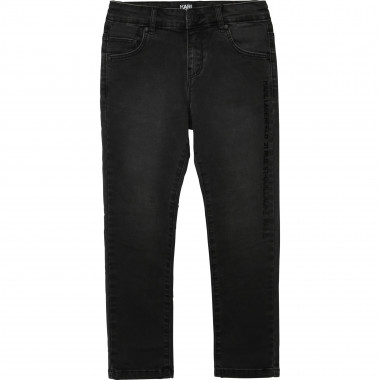 DENIM TROUSERS KARL LAGERFELD KIDS for BOY