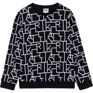 SWEATSHIRT KARL LAGERFELD KIDS for BOY