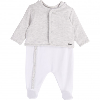 Pyjama and cardigan set KARL LAGERFELD KIDS for UNISEX