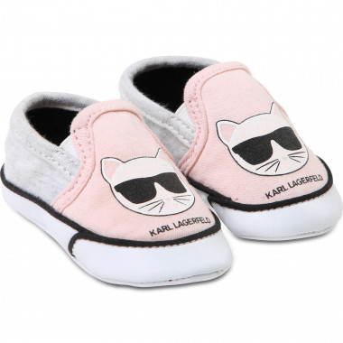 Choupette or Bad Boy slippers KARL LAGERFELD KIDS for UNISEX