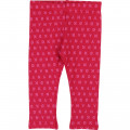 Elasticated patterned leggings DKNY for GIRL