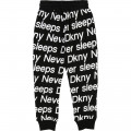 All-over print jogging bottoms DKNY for BOY