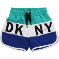 Multicoloured surf shorts DKNY for BOY