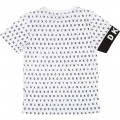 All-over patterned T-shirt DKNY for BOY