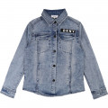 DENIM JACKET DKNY for BOY