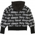 All-over print jacket DKNY for GIRL