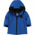 Coated material parka BOSS for BOY