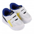 Tricolour Velcro trainers BOSS for BOY