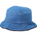 REVERSIBLE BUCKET HAT BOSS for BOY