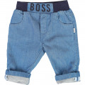 DENIM TROUSERS BOSS for BOY