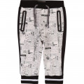 Printed jogging bottoms TIMBERLAND for BOY