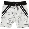 All-over print bermuda shorts TIMBERLAND for BOY
