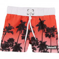 Printed surf shorts TIMBERLAND for BOY
