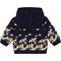 Knit cardigan TIMBERLAND for BOY