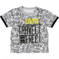 All-over print T-shirt TIMBERLAND for BOY