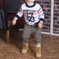 Striped printed knit jumper TIMBERLAND for BOY