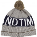 Hat 100% cotton jacquard TIMBERLAND for BOY