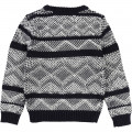 Knitted jumper TIMBERLAND for BOY