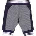 Plain/striped biface trousers TIMBERLAND for BOY
