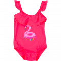 1-piece printed swimsuit BILLIEBLUSH for GIRL