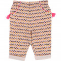 Cotton trousers BILLIEBLUSH for GIRL