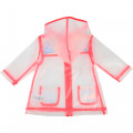 Transparent raincoat BILLIEBLUSH for GIRL