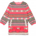 Ethnic pattern dress BILLIEBLUSH for GIRL