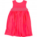 Sleeveless jersey dress BILLIEBLUSH for GIRL