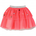Tulle petticoat with sequins BILLIEBLUSH for GIRL