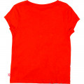 Fancy shoulder T-shirt BILLIEBLUSH for GIRL