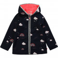 Magic waterproof jacket BILLIEBLUSH for GIRL