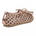 Braided ballerina flats BILLIEBLUSH for GIRL