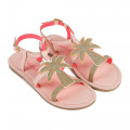 Sandals with patch BILLIEBLUSH for GIRL