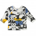 T-shirt with all-over print BILLYBANDIT for BOY