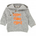 Novelty sweatshirt BILLYBANDIT for BOY