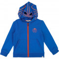 Cardigan with mask hood BILLYBANDIT for BOY