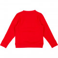 Cotton sweatshirt with print BILLYBANDIT for BOY