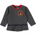 Long-sleeved T-shirt LITTLE MARC JACOBS for GIRL