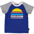 Contrasting sleeve T-shirt LITTLE MARC JACOBS for BOY