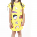 Printed dress with sequins THE MARC JACOBS for GIRL