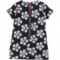 Floral dress with sequins THE MARC JACOBS for GIRL