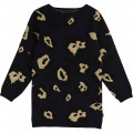Knitted dress with cashmere LITTLE MARC JACOBS for GIRL