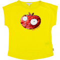 Decorative patterned T-shirt THE MARC JACOBS for GIRL