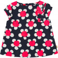 Floral patterned blouse LITTLE MARC JACOBS for GIRL