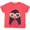Sequin glasses T-shirt THE MARC JACOBS for GIRL