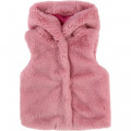 Sleeveless jacket THE MARC JACOBS for GIRL
