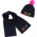 Hat and scarf set THE MARC JACOBS for GIRL