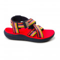Striped sequined sandals THE MARC JACOBS for GIRL