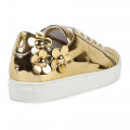 Metallic platform trainers LITTLE MARC JACOBS for GIRL